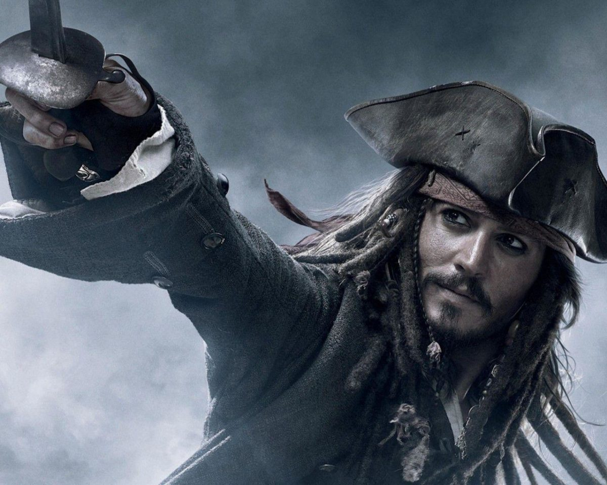 Captain Jack Sparrow Johnny Depp Pictures to Pin on Pinterest …