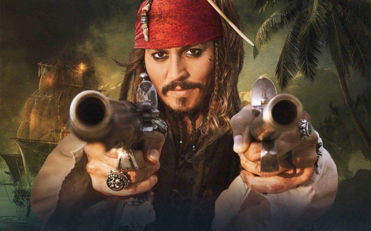 Johnny Depp Jack Sparrow Wallpapers – WallpaperFall.com