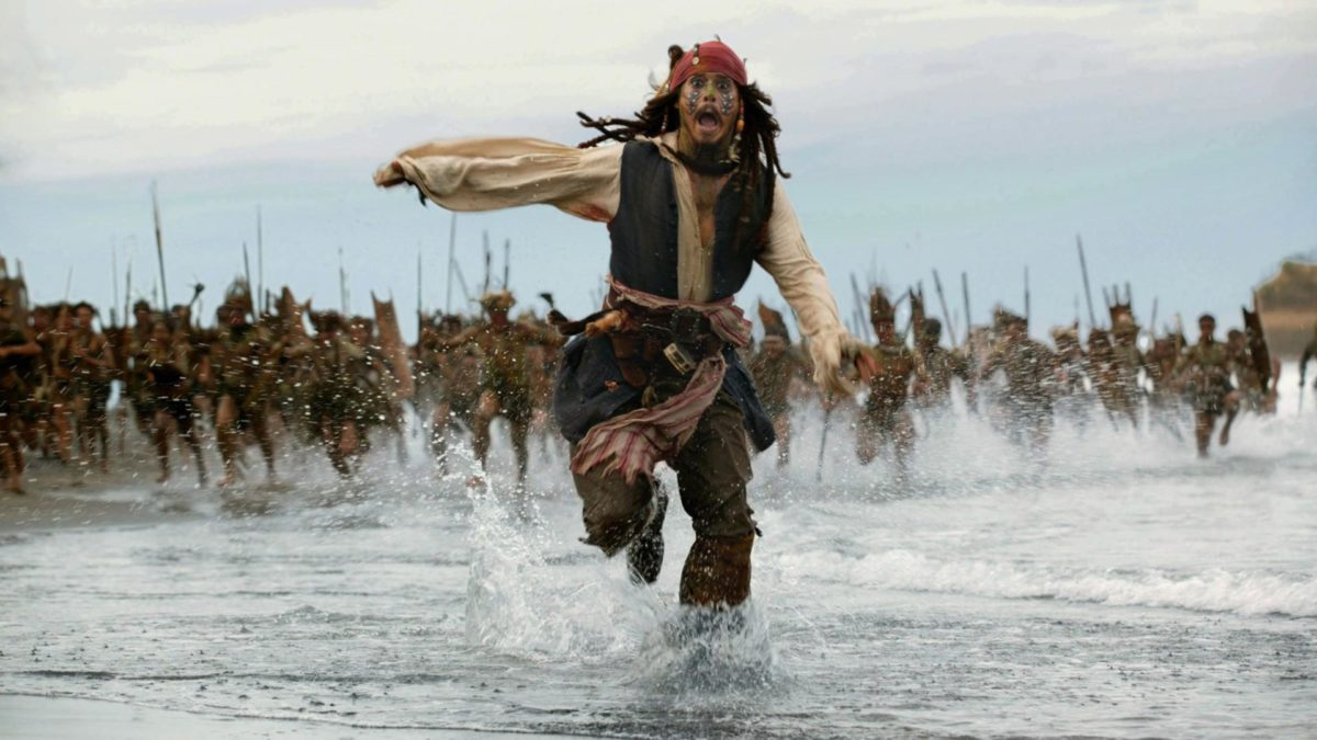 Jack Sparrow Pirates Of The Caribbean Movies Johnny Depp Wallpaper …