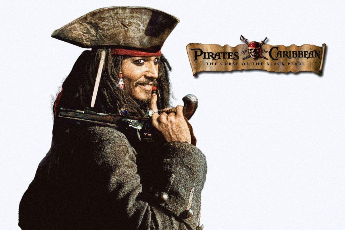 Captain Jack Sparrow Wallpaper by JackieMonster12 on DeviantArt