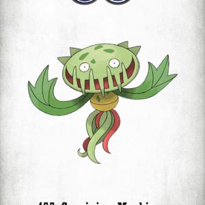 download 455 Character Carnivine Muskippa   Wallpaper