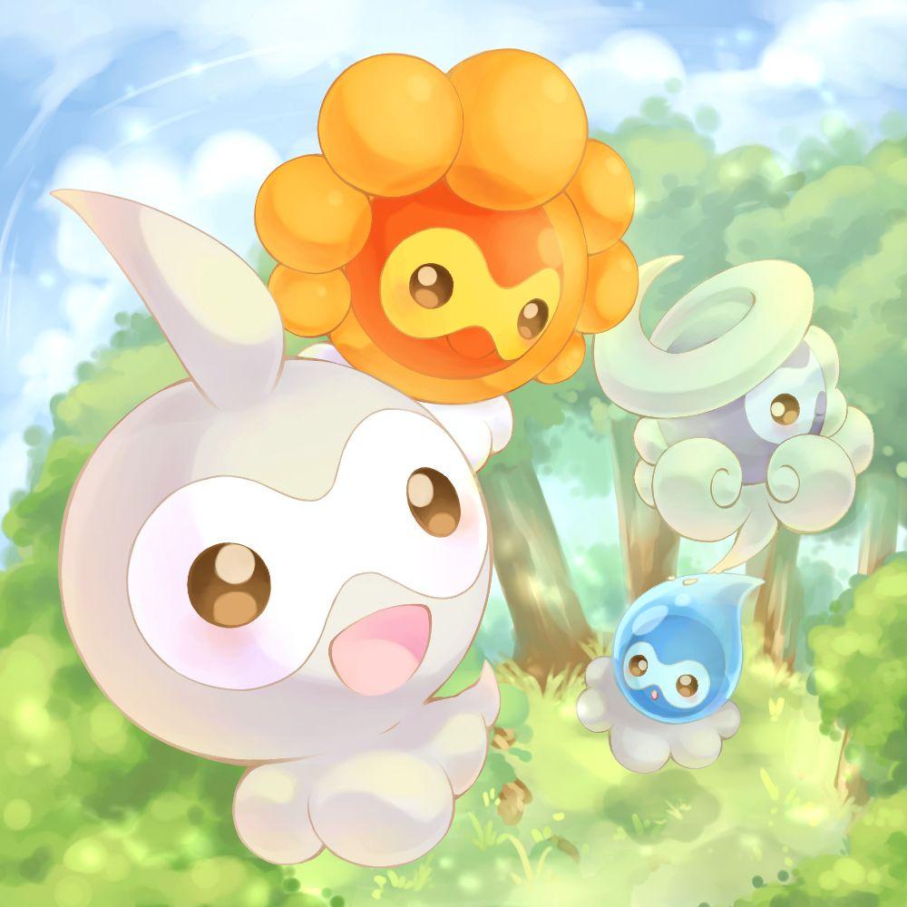 Castform – Pokémon – Image #1759167 – Zerochan Anime Image Board