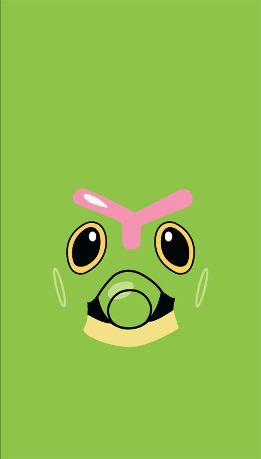 Caterpie wallpaper ❤ | Pokémon (ノ◕ヮ◕)ノ*:・゚✧ | Pinterest …