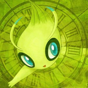 download 13 Celebi (Pokémon) HD Wallpapers | Background Images – Wallpaper Abyss