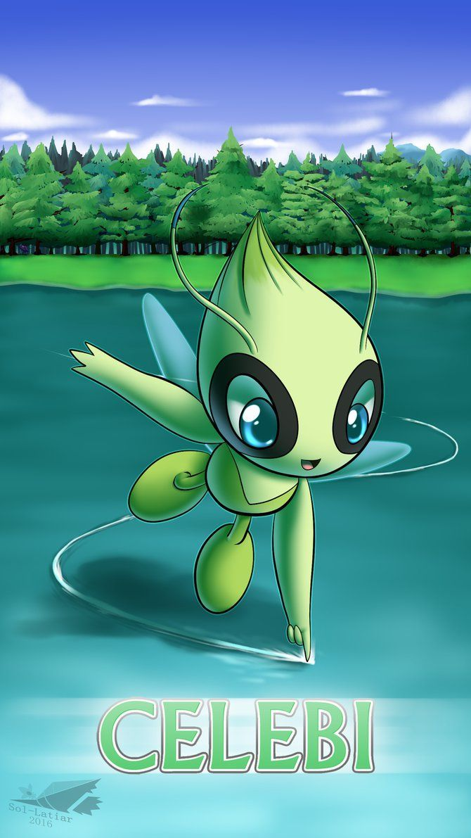 31 best #251 – Celebi images on Pinterest | Pokemon stuff, 150 …
