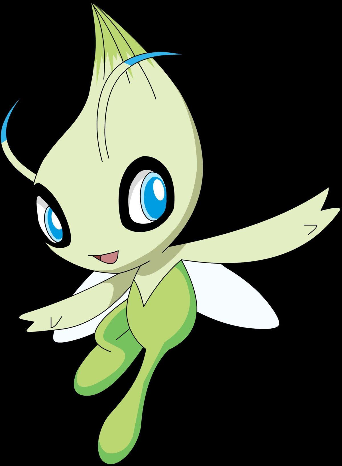 Beautiful Celebi Pokemon | ALTERNATIVAAZAPATERO.ORG