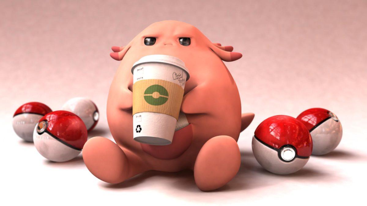 Grumpy Chansey : pokemon