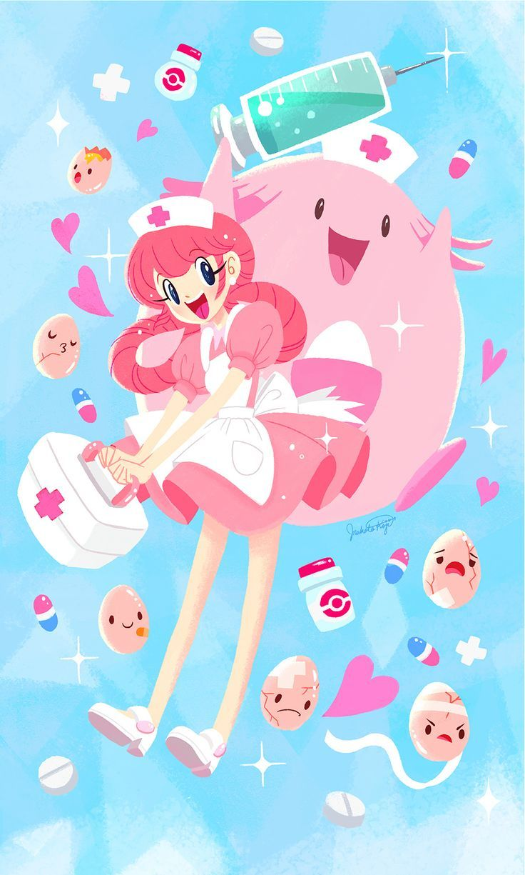 175 best Chansey images on Pinterest | Pokemon stuff, Being a …