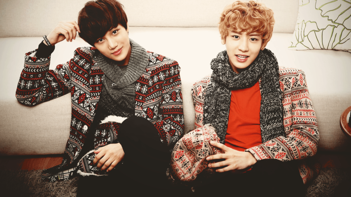 Kai and Chanyeol Full HD Wallpaper and Background Image | 1920×1080 …