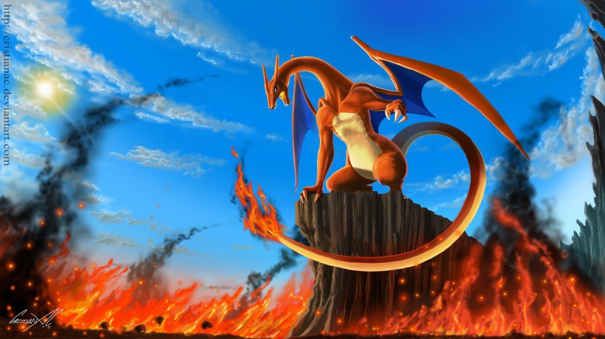 Pokemon Mega Evolution Charizard Images HD Wal #7089 Wallpaper …