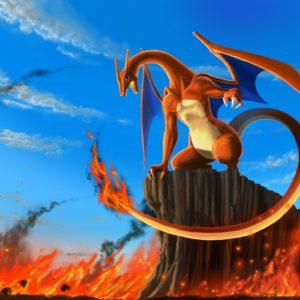 download Pokemon Mega Evolution Charizard Images HD Wal #7089 Wallpaper …