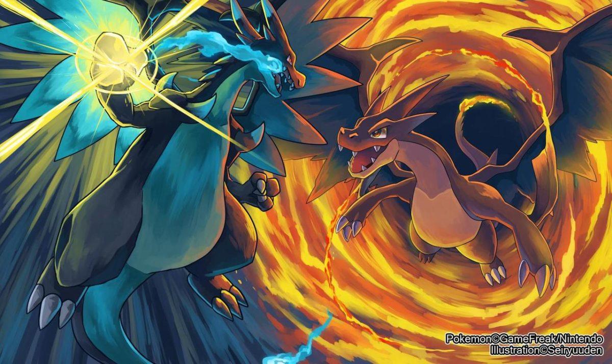 Pokemon Mega Charizard X Wallpaper – WallpaperSafari