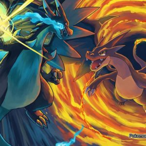 download Pokemon Mega Charizard X Wallpaper – WallpaperSafari
