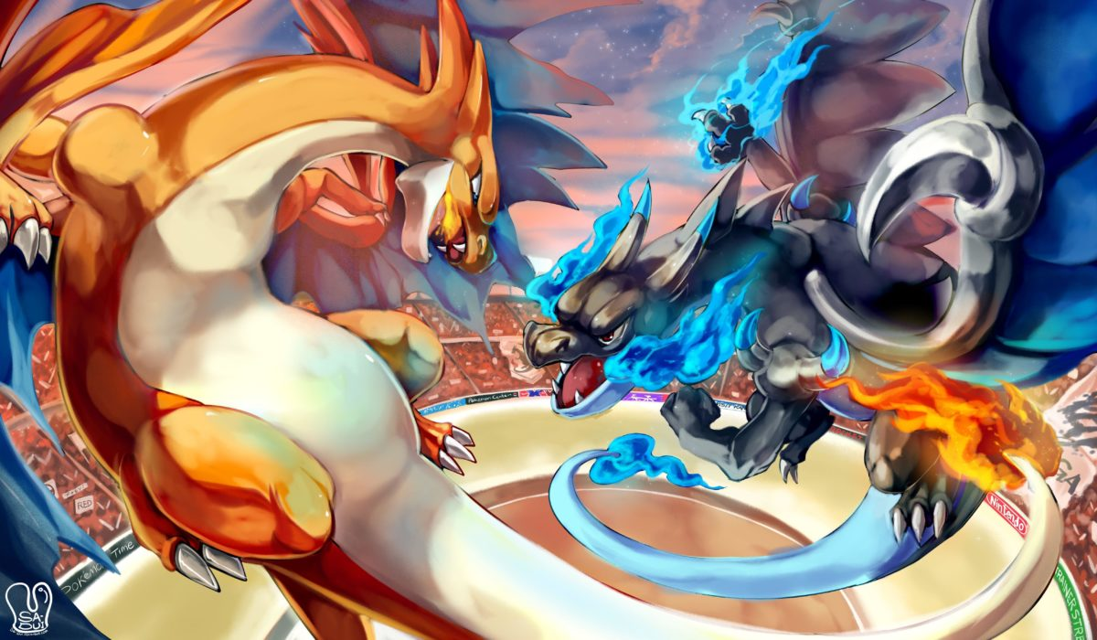 4 Mega Charizard Y (Pokémon) HD Wallpapers | Background Images …