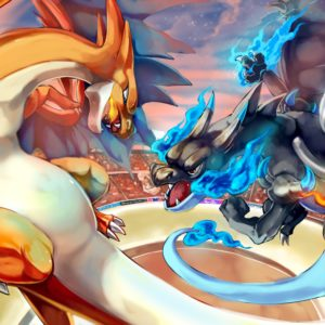 download 4 Mega Charizard Y (Pokémon) HD Wallpapers | Background Images …