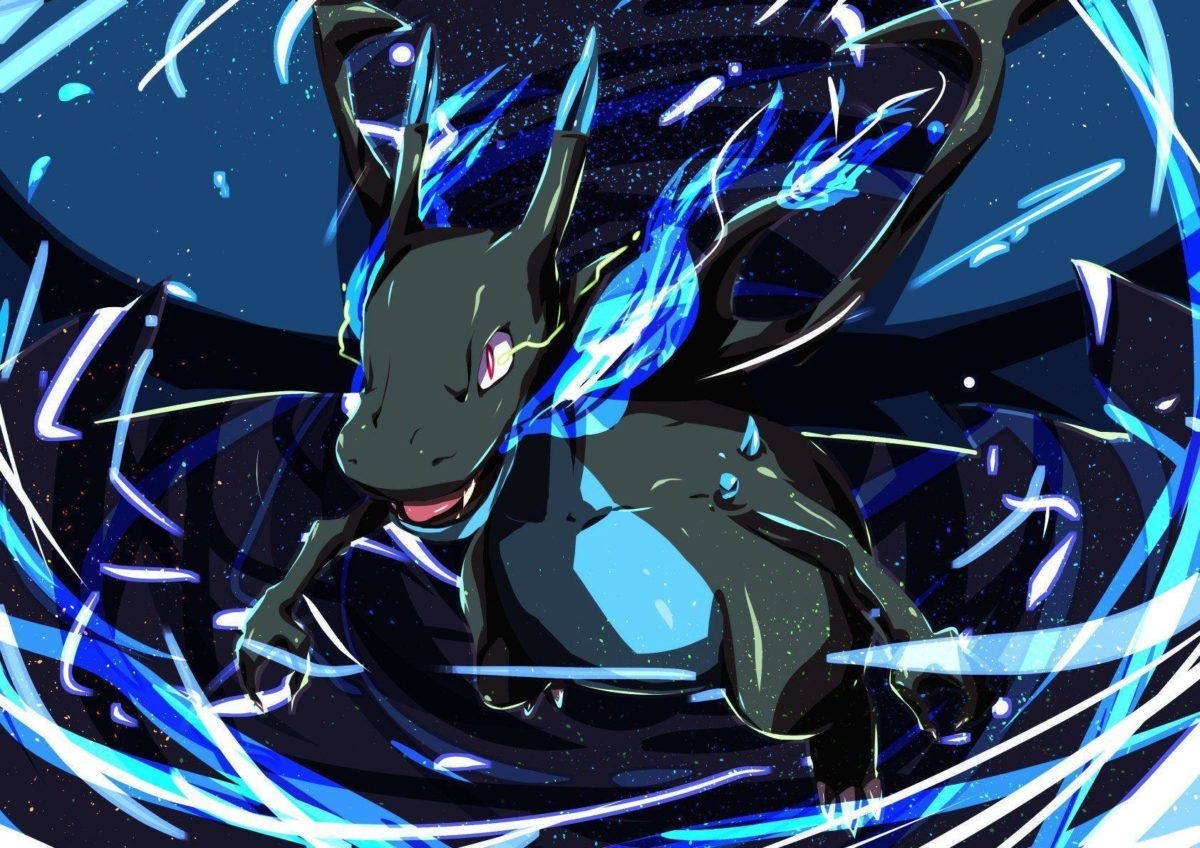 10 Mega Charizard X (Pokémon) HD Wallpapers | Background Images …