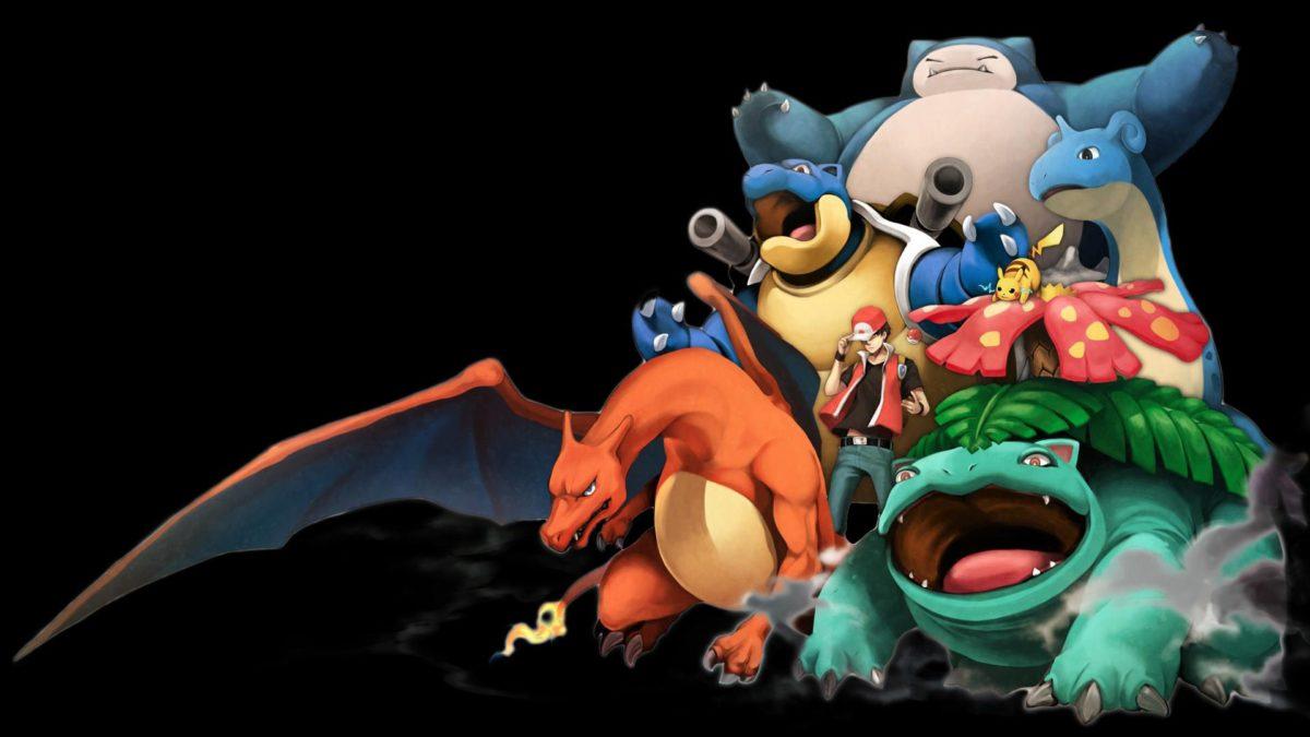 Pokemon Charizard Venusaur Snorlax Lapras Pikachu Blastoise HD …