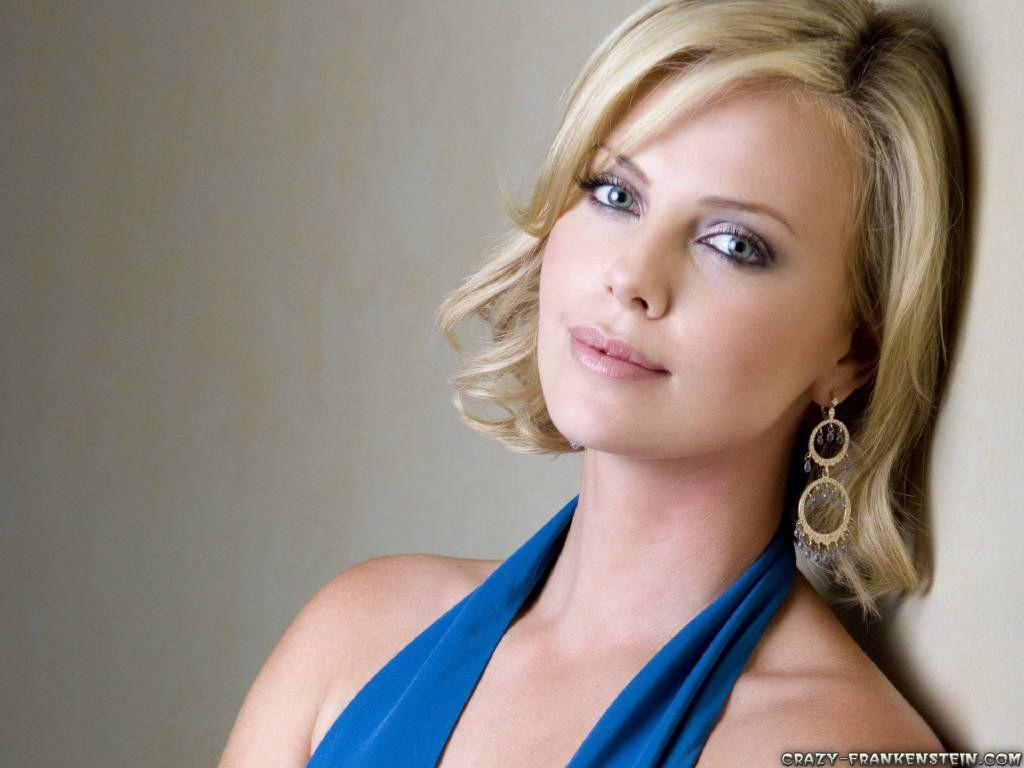 Charlize Theron wallpapers – Female celebrity – Crazy Frankenstein