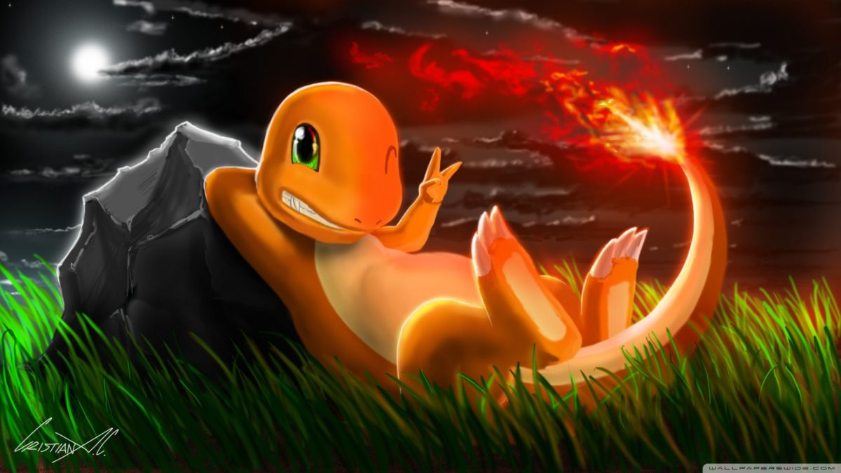 Charmander (Pokemon) ❤ 4K HD Desktop Wallpaper for 4K Ultra HD TV …