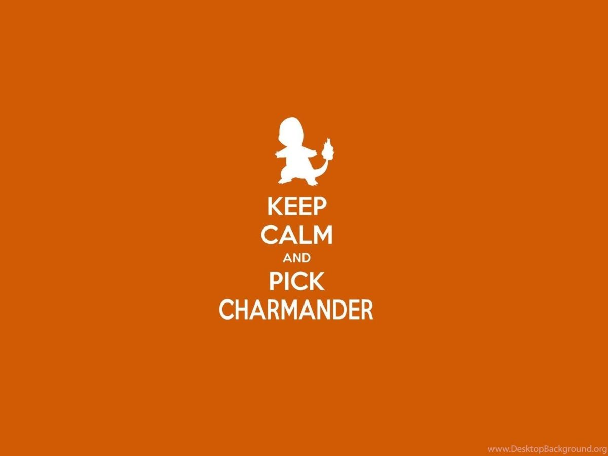 Keep calm orange pokemon charmander hd wallpapers Magic4Walls.com …