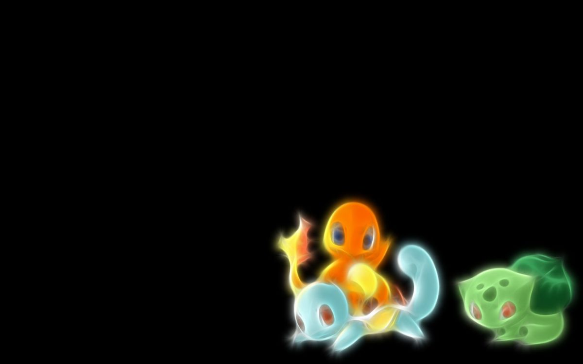 Pokemon Bulbasaur Squirtle simple background Charmander wallpaper …