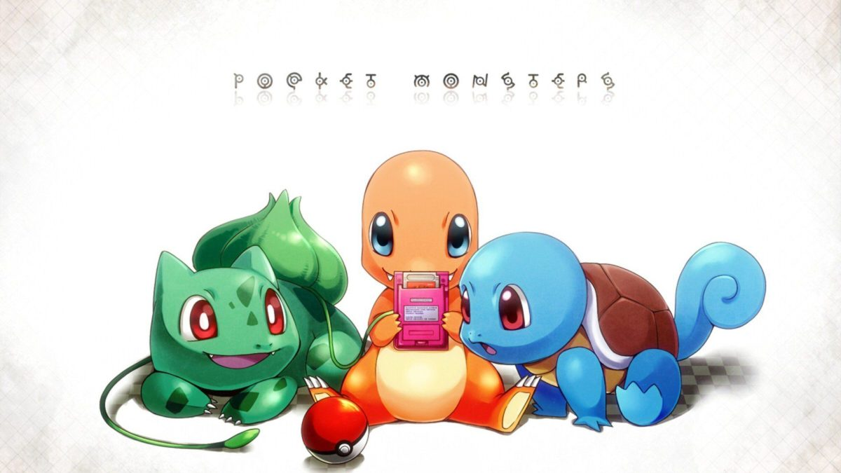 Pokemon, Squirtle, Bulbasaur, Charmander HD Wallpapers / Desktop …