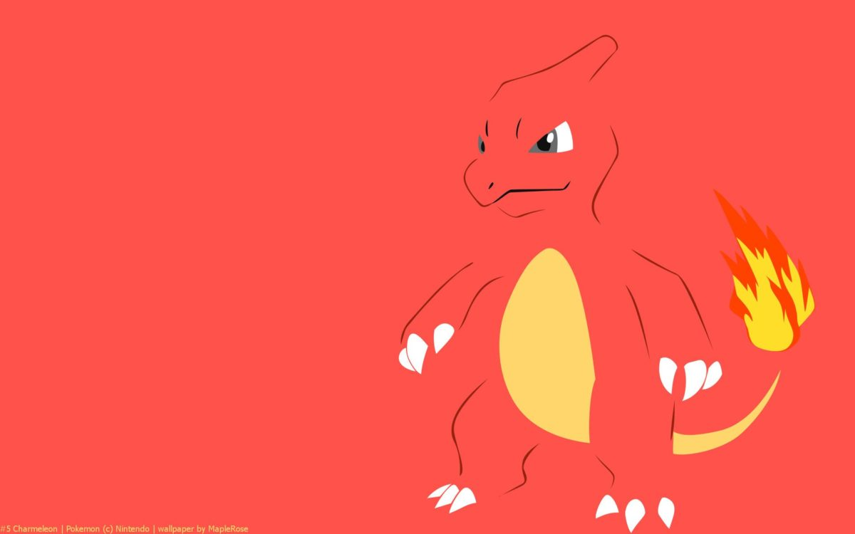 Charmeleon Pokemon HD Wallpaper – Free HD wallpapers, Iphone …