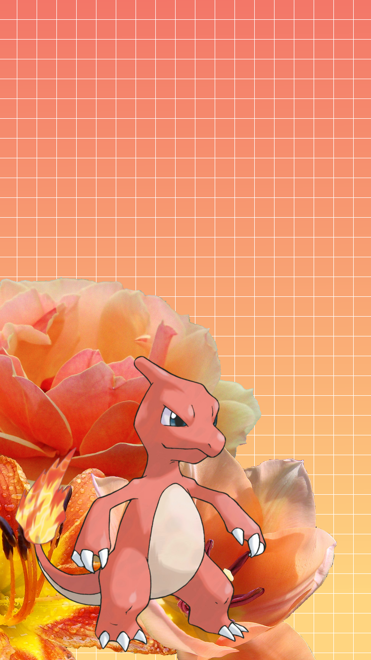 Charmeleon iPhone 6 Wallpaper by JollytheDitto on DeviantArt