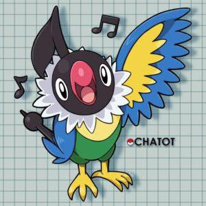 download Chatot by hitsuji02 on DeviantArt