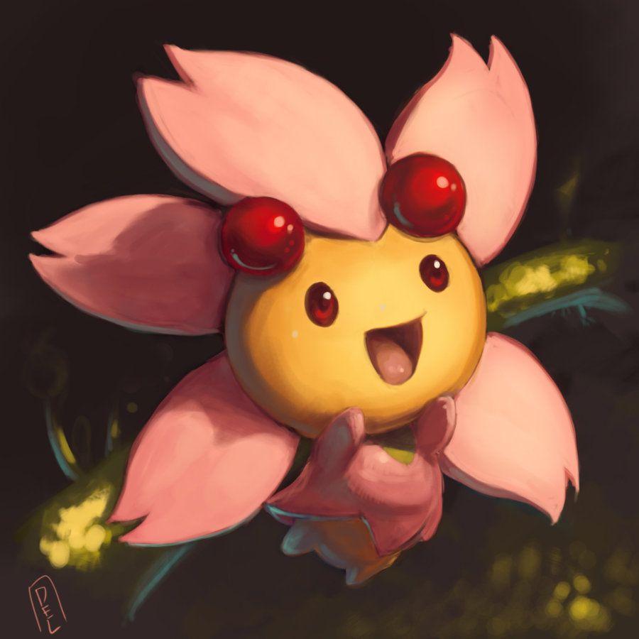 Pokémon by Review: #420 – #421: Cherubi & Cherrim