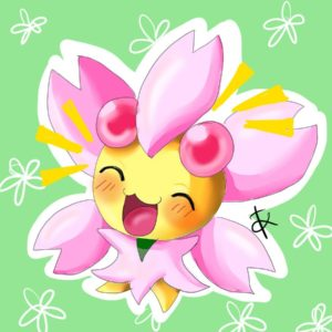 download My hiper cherrim by Kitsune-Petit on DeviantArt