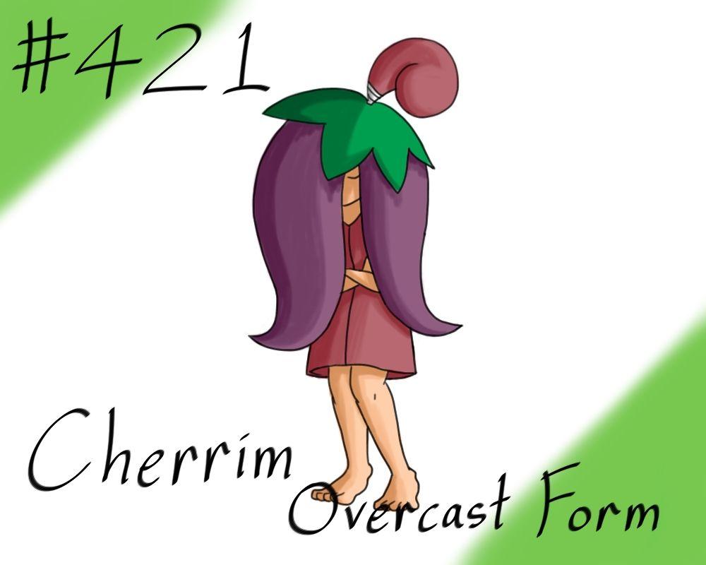 Pokemon Gijinka Project 421.1 Cherrim (Overcast) by …
