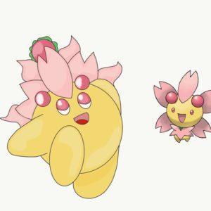 download Cherrim Kirby! | Pokémon Amino