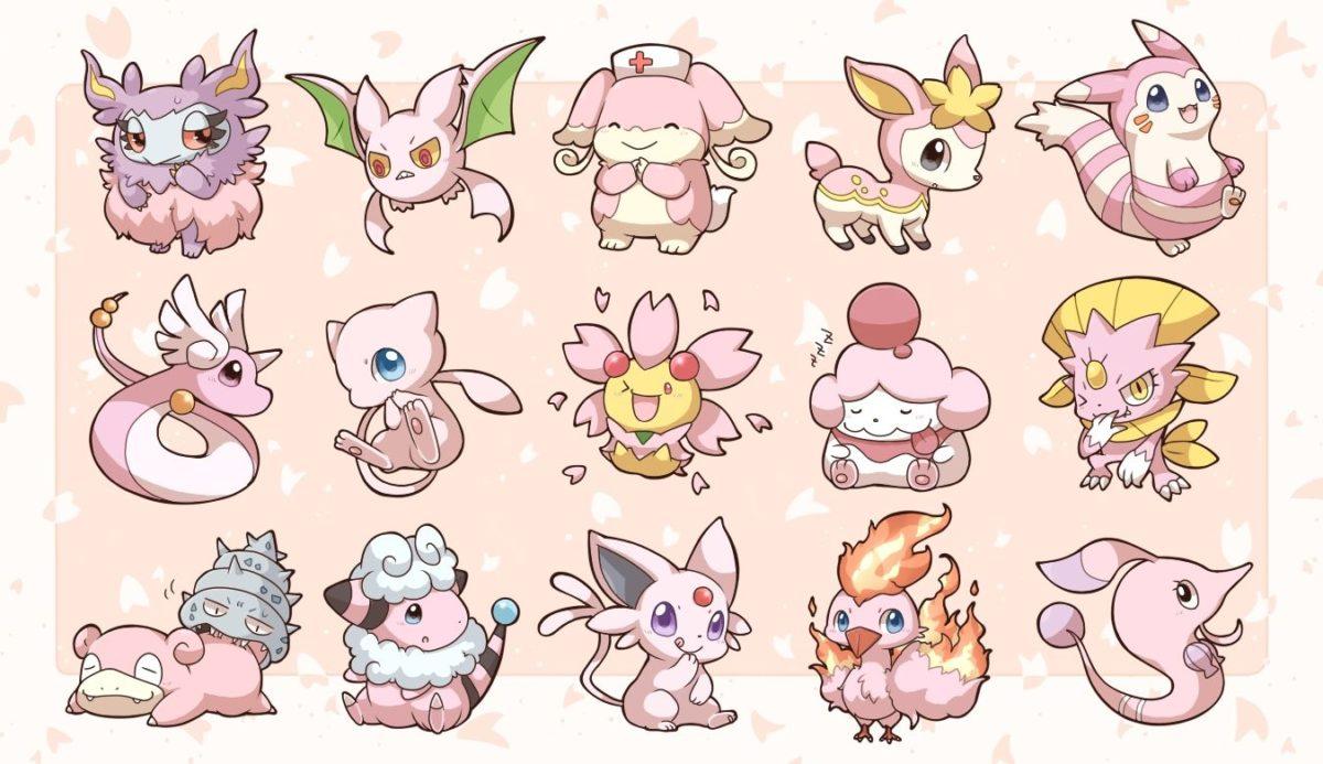 Cherrim – Pokémon – Zerochan Anime Image Board