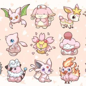 download Cherrim – Pokémon – Zerochan Anime Image Board
