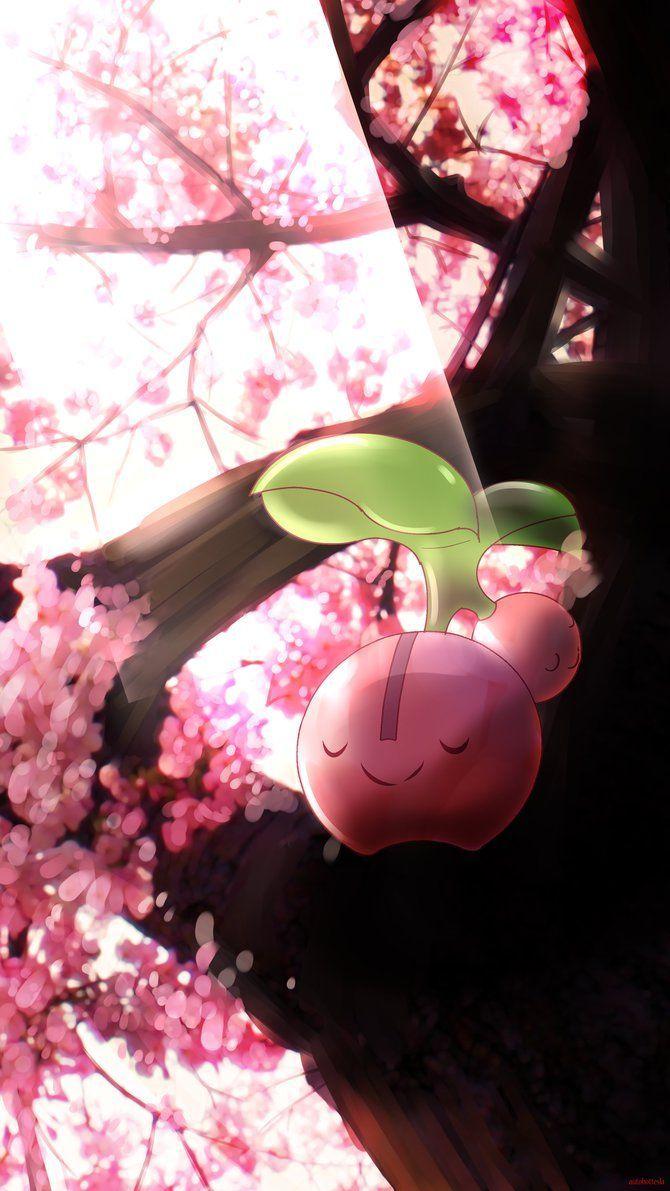Day 312 – Cherinbo | Cherubi | ✩ Pokémon ✩ | Pinterest | Pokémon …