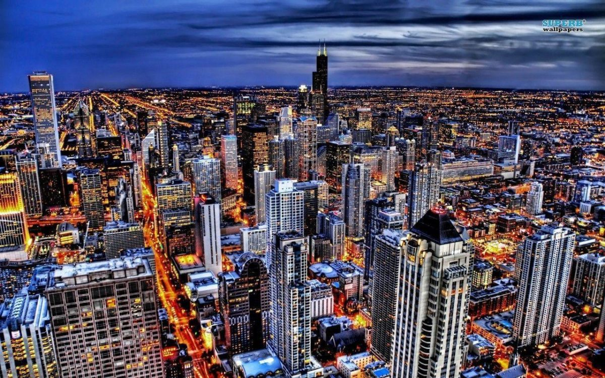 Chicago wallpaper – World wallpapers – #