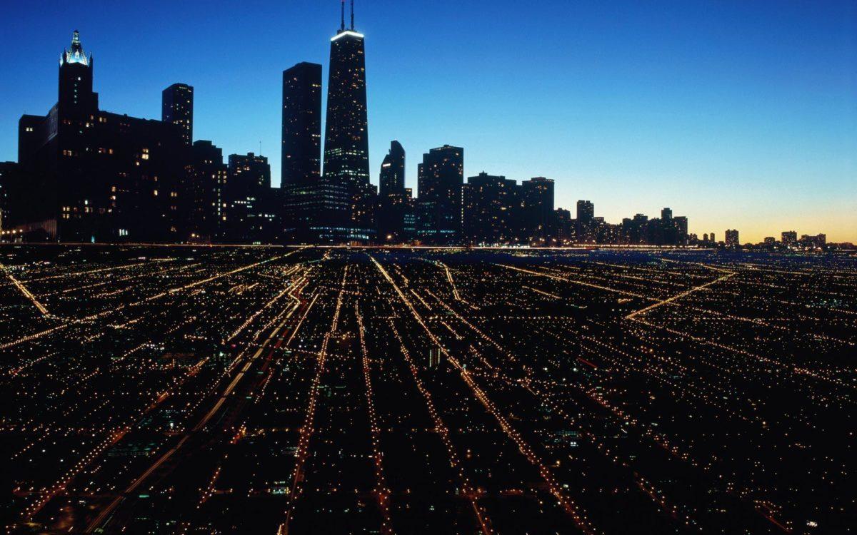 Chicago City Wallpaper HD