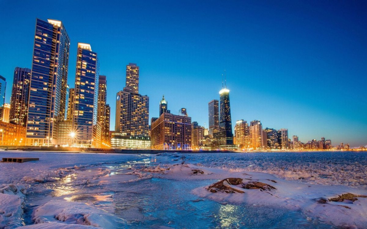 Chicago Skyline Wallpapers – Full HD wallpaper search
