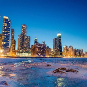 download Chicago Skyline Wallpapers – Full HD wallpaper search