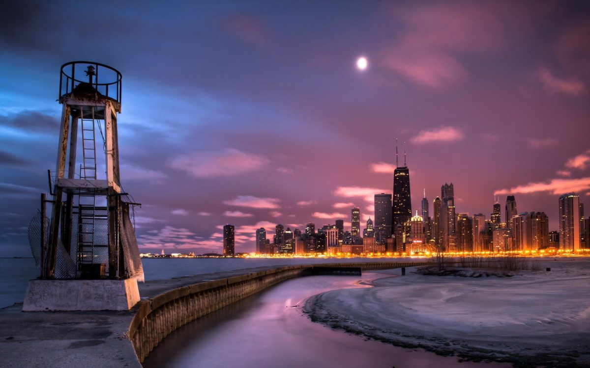 126 Chicago Wallpapers | Chicago Backgrounds