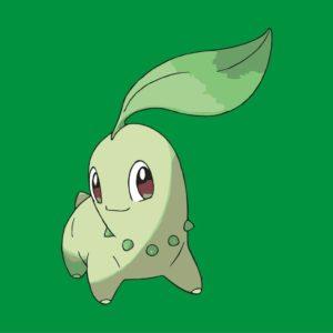 download Pokemon Chikorita | Vector Game