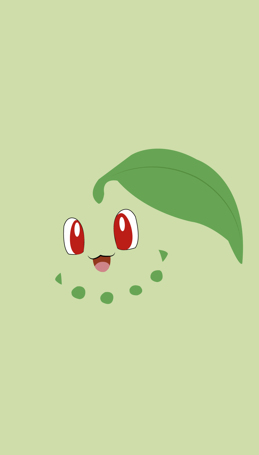 Pokemon Wallpaper Chicorita | pokemon | Pinterest | Pokémon …
