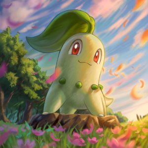 download Chikorita – Pokémon – Zerochan Anime Image Board