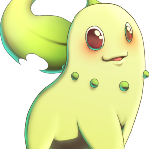 download Chikorita from Pokemon Gold and Silver by MatsuoAmon on DeviantArt