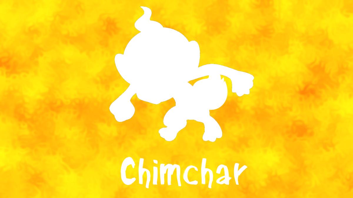 Chimchar Wallpaper
