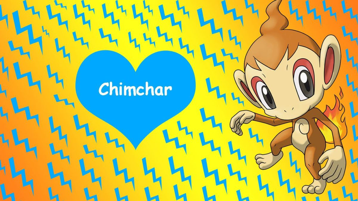 Chimchar Wallpaper by TzortzinaErk on DeviantArt