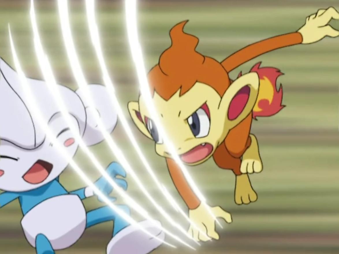 pokemon zangoose vs chimchar – Google Search   chimchar, monferno …