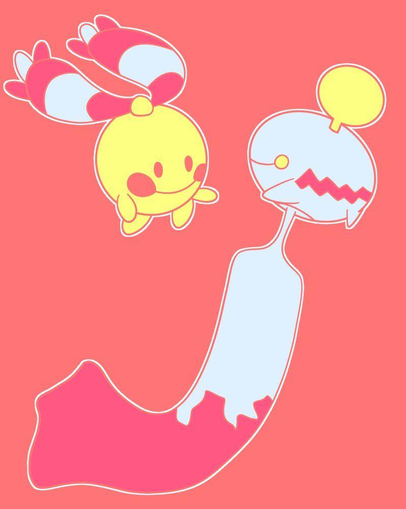 Chingling and Chimecho by vanillapillar on DeviantArt