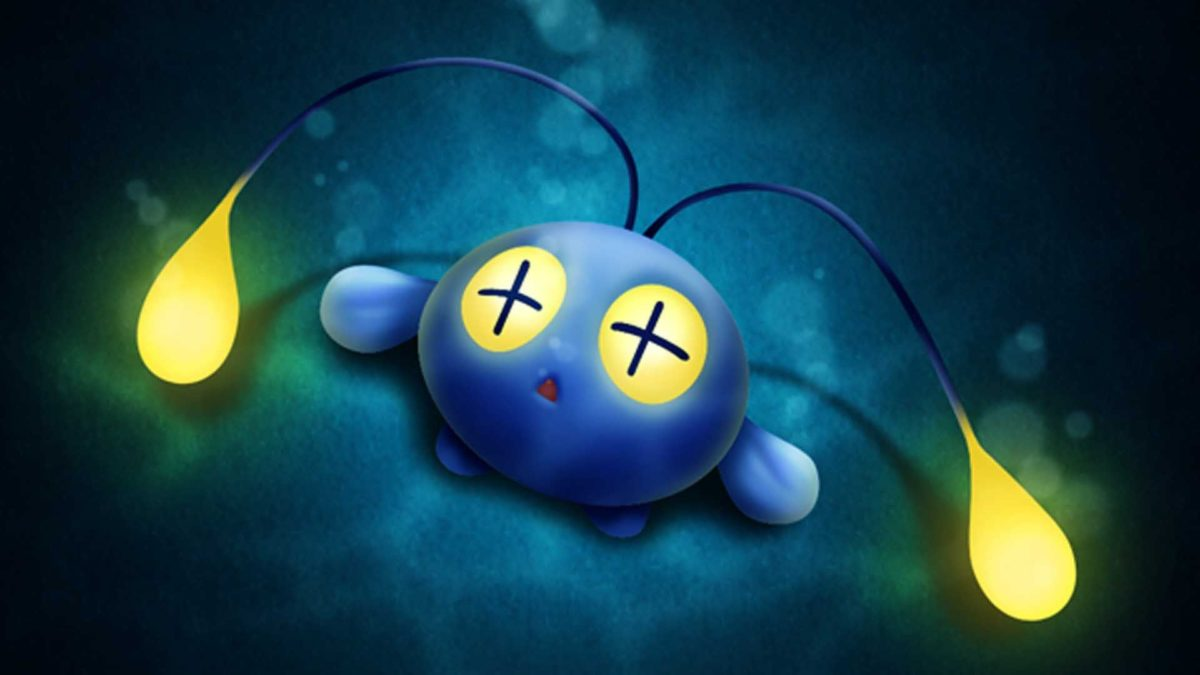 Chinchou Wallpapers Images Photos Pictures Backgrounds